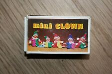 Mini Clown Vintage Clown In Box Japan Rare New old stock Clown collectible Toy