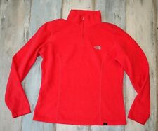 - THE NORTH FACE WOMEN'S PINK FLEECE size L large