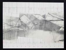 Ernst-J. FUCHS, Architekturentwurf I - Serigraphie