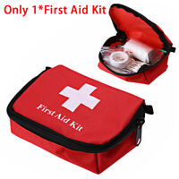 1Pc Outdoor Hiking Camping Survival Travel Emergency First Aid Kit Rescue B,X ci