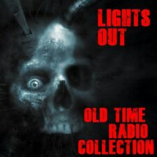 Lights Out - 70 old time radio Shows -  ALL TAGGED - MP3 DOWNLOAD