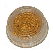 200mg GOLD POWDER 24 Carats 99.9% pur EDIBLE Gold Leaf Leaves Food Quality