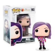 New Descendants Mal Pop Vinyl Figure #193 Funko Disney Official