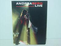"""*****DVD-ANDREA BERG""""DAS GROSSE KONZERT IN OBERHAUSEN""""-2006 Sony Music*****"""