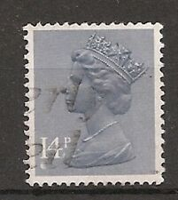 Royalty Machine Cancel Great Britain Stamps