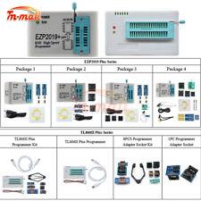 EZP2019+ TL866II Plus Programmer FLASH Adapter Socket EPROM BIOS AVR MCU PIC Kit