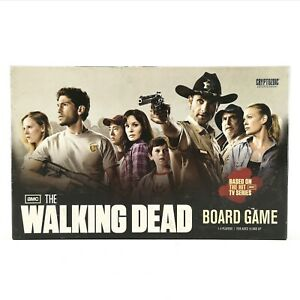 AMC The Walking Dead TV Show Cryptozoic Entertainment Board Game - 100% Complete