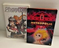 Phantom: Phantom of Inferno & Metropolis DVD