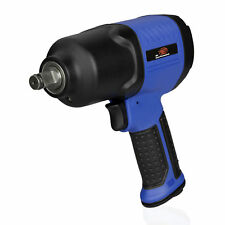 Composite Air Impact Wrench Twin Hammer | 1/2 Inch Lightweight 450/lb Torque