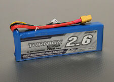 New Turnigy 2650mAh 3S 11.1v 20C 30C Lipo Battery Pack XT60 XT-60 US