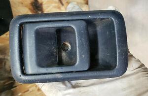 89-95  TOYOTA 4RUNNER PICKUP TRUCK INTERIOR DOOR HANDLE OEM BLUE LEFT DRIVER
