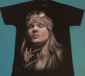 Axl Rose T-shirt Special Collection Guns N Roses