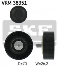 Umlenk-/Führungsrolle, Keilrippenriemen für Riementrieb SKF VKM 38351