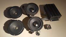 Audi TT 8N Coupe Original Bose Soundsystem Lautsprecher Boxen Verstärker