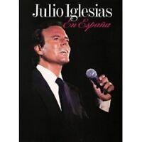 """JULIO IGLESIAS """"EN ESPANA"""" DVD NEW+"""