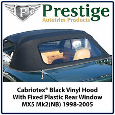 Mazda MX5 MX-5 Eunos MK2 NB Car Hood Hoods Soft Top Roof Roofs New 1998-2005