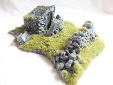 Javis Scenics - Juegos de guerra Battlezones - En ruinas Letrina 3 (28mm escala)