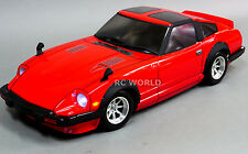 Custom Tamiya 1/10 RC Car NISSAN DATSUN 280Z  Drift  L.E.D Lights -RTR-