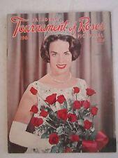 1964 PASADENA TOURNAMENT OF ROSES PROGRAM - SEE PICS - TUB QQQQ