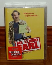 ME CALL EARL-MY NAME IS EARL-1-4 SEASONS COMPLETE-16 DVD NEW NEW SEALED