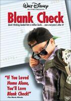 Blank Check [New DVD]