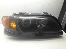 04 BMW 325I E46 FRONT RIGHT HEADLIGHT XENON W/CORNER LAMP 5840300003 OEM