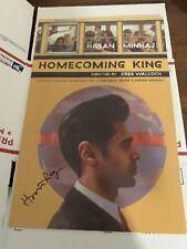 HASAN MINHAJ Autographed Broadway Poster 11x17 Netflix Daily Show Auto Signed