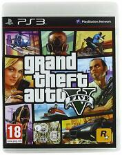 PS3 PLAYSTATION 3 GIOCO GRAND THEFT AUTO V GTA 5 GTA5 - ITALIANO