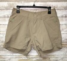 Cabelas Women's Nylon Hiking Shorts Size 10 New