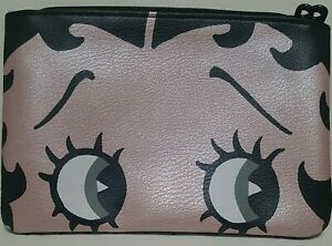 IPSY Betty Boop Glam Bag Sequined Makeup Bag