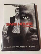 Safe House (DVD, 2012, Canadian) Denzel Washington Ryan Reynolds