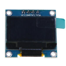 White 128X64 OLED LCD LED Display Module For Arduino 0.96