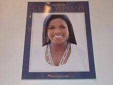 The Best of Cece WINANS piano VOCAL guitar PARTITION sheet music SONGBOOK music