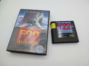 F22 Interceptor (Sega Genesis, 1991)