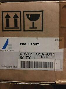 NEW OEM HONDA CIVIC 4D 2004 2005 FOG LIGHT KIT 08V31S5A611