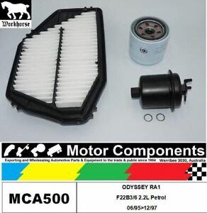 FILTER SERVICE KIT for Honda ODYSSEY RA1 F22B3/6 2.2L Petrol 06/95>12/97