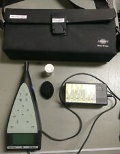 Bruel & Kjaer model 2238 Mediator Integrating Sound Level Meter 4188 microphone