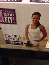 New Denise Austin Forever Fit Exercise Wheel Toning & Strength Highly Effective