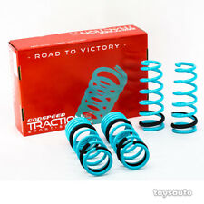 """Godspeed Tractions-S Lower Lowering Spring Drop 2"""" for Accord 03-07 TSX TL 04-08"""