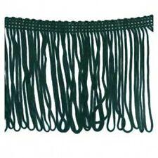 Loop Dress Fringe Trimming - Water Green - Sold per metre