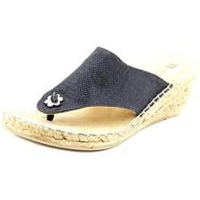 Sandalias y chanclas de mujer negro talla 37.5