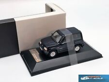 Suzuki Vitara 4х4 1992 Metallic Dark Blue Premium X PRD328 1:43