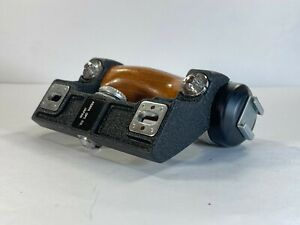 [Excellent+++++] Pentax Wood Hand Grip for 6x7 67 from JAPAN