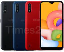 """Samsung Galaxy A01 16GB 2GB RAM SM-A015M/DS (FACTORY UNLOCKED) 5.7"""" Dual SIM"""