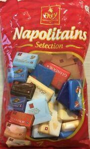 Frey Napolitains 2,3,4,5 x 300g 7 Varieties Milk Hazelnut Dark White BBE 01/22