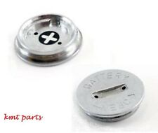 Genuine Asahi Pentax K1000 Battery Cap Cover for K1000 and KM,  3-Screw Type