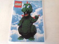 Lego Minifigure 3724. Notice De Montage