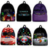 Among us 3D Print  Backpack Rucksack Boys Girls School Bags Travel Notebook New