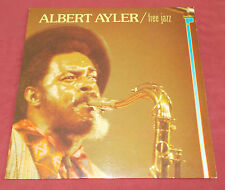 ALBERT AYLER  LP FR FREE JAZZ  FREEDOM