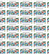 Personalised Gift Wrapping Paper THOMAS THE TANK ENGINE Birthday Any Name!